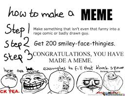 How To Create A Meme - how to make a meme by alice meme center
