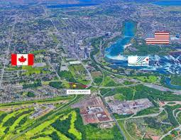Niagara Falls Canada Map by Niagara Falls Residential Development Land Greg Chew
