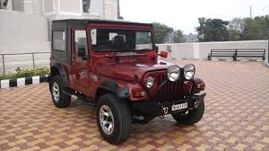 indian jeep mahindra mahindra thar modified jeepclinic coimbatore youtube