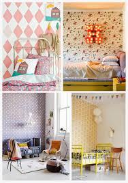 tapisserie chambre d enfant papier peint pour chambre enfant agrandir les petites filles
