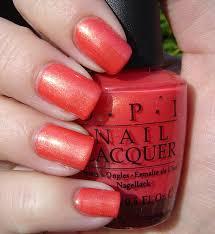 opi bright lights big color my favorite nail polish color i