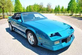1991 camaro rs t top used 1991 chevrolet camaro rs lakeland fl for sale in lakeland