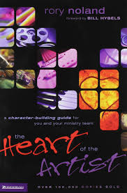 the heart of the artist a character building guide for you and