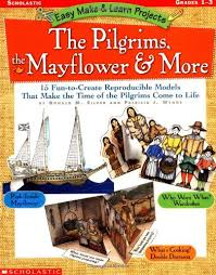 easy make learn projects the pilgrims the mayflower