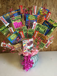 lottery ticket gift basket i made for my mom u0027s 64th birthday it