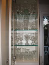 tempered glass shelves for kitchen cabinets help installing glass shelves in cabinet