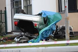 speeding driver on cocaine killed xana doyle when he crashed