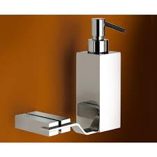 design seifenspender exclusiver design seifenspender aus der serie wolo zur wandmontage