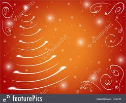 holidays christmas tree comic 1 stock illustration i2406130 at