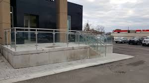 glass u0026 stainless steelrailings commercial
