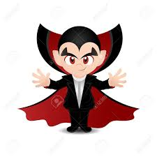 creepy clipart vector illustration of a scary dracula stock photo picture and
