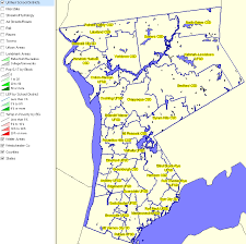 map of westchester county ny ses analysis using gis