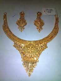 new gold set gold bridal sets in beadon pura new delhi
