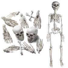 Realistic Outdoor Halloween Decorations by Skeleton Indoor Outdoor Halloween Decorations Realistic Look Plus