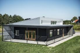 Shipping Container Home by Prefab Shipping Container House Container House Design
