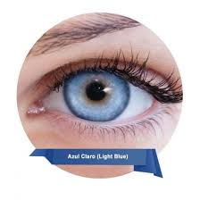 light blue eye contacts light blue contact lenses lunare tri kolor yearly by bausch lomb