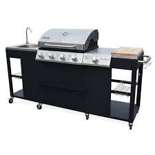 plancha gaz encastrable cuisine barbecue gaz encastrable plans deconception plancha gaz encastrable