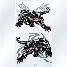 online shop temporary tribal tattoo dragon skull rose tiger