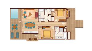 disney bay lake tower floor plan disney vacation club and the polynesian dadfordisney