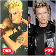 what pop stars pop and rock stars has died this year 17 rock stars from the 80s and 90s â then vs now