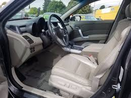 2009 acura rdx awd tech pkg inventory ecitymotors auto