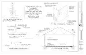 rv garage plans sds plans part 2 sdsg450 60 x 50 10 rv workshop apartment barn plans blueprints construction drawings