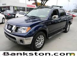 2011 Nissan Frontier Roof Rack by 2011 Nissan Frontier Sl Crew Cab In Navy Blue 401296 Autos Of