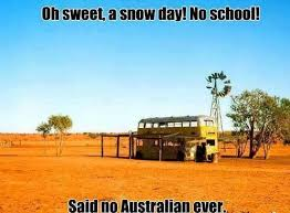 Aussie Memes - luxury images of the australian outback said no australian ever