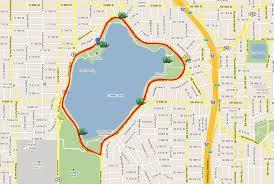 seattle map green lake where dizzy daze