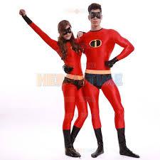 Halloween Costumes Incredibles Quality Mens Women Halloween Incredible Superhero