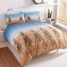 bedding collection meerkats in the desert single includes 1