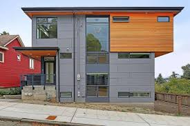 see homes talk to architects at modern home tour seattlepi com