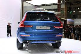 volvo bangalore address new gen volvo xc60 makes global debut at 2017 geneva motor show