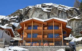 Luxury Ski Chalets In Zermatt Switzerland