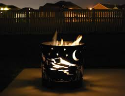 Real Flame Fire Pit - real flame fuel gel burning fire pits