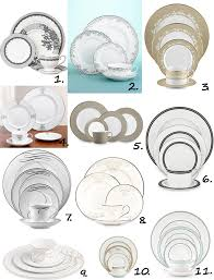 wedding china patterns gss s top ten china patterns of 2010 groom sold separately