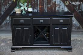 turning a buffet into a wine storage cabinet u2013 tuesday u0027s treasures