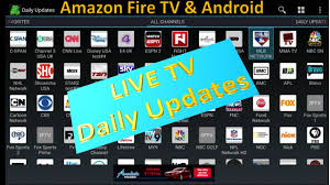 apk live new 2016 live tv application daily updates for tv and