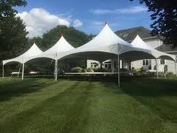 large tent rental tent rental photo gallery party pictures from central new jersey
