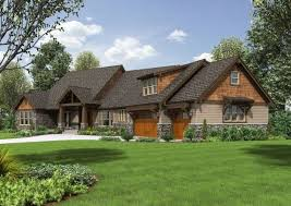 Craftsman Ranch House Plans Ranch Craftsman House Plans Craftsman Style Ranch With Walkout