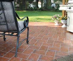 Outside Tile For Patio Down To Earth Metropolitan Ceramics Genesee Ceramic Tile