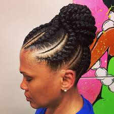pin up hair styles for black women braided hair photos black braid pin up styles black hairstle picture