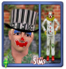 tragic clown the sims wiki fandom powered by wikia