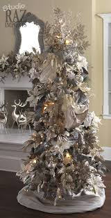 silver decorated tree ideas rainforest islands ferry