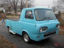 Vintage Ford Econoline Truck - pro street ford econoline pickup