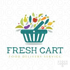 food basket delivery exclusive customizable logo for sale fresh cart food delivery