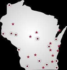 Map Of Green Bay Wisconsin by University Of Wisconsin System