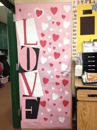 Valentine Door Decorations For Classrooms by Images About Door Decorating Ideas On Pinterest Christmas And