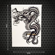 chest tattoo dragon arm chest tattoos promotion shop for promotional arm chest tattoos