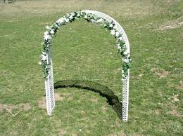wedding arches rental denver wedding arch white wicker rentals littleton co where to rent